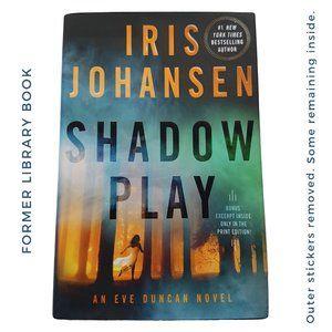 Shadow Play by Iris Johansen HC book